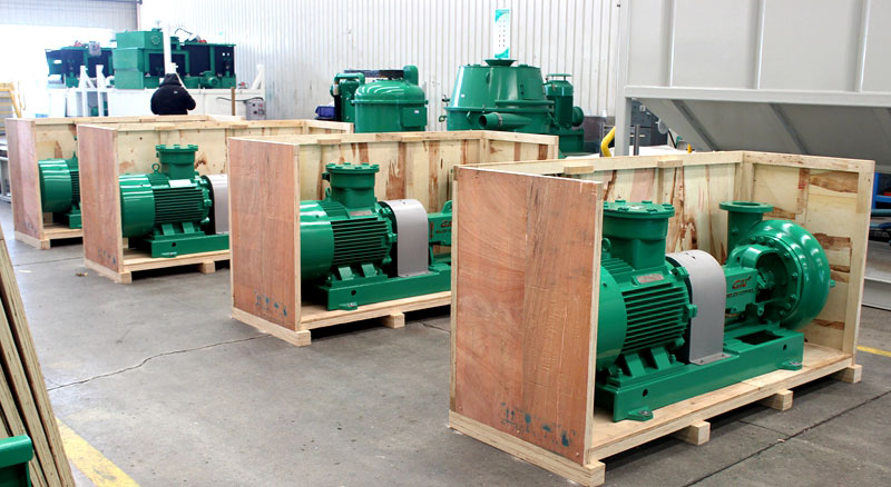 2019.01.07 Centrifugal Mud Pump