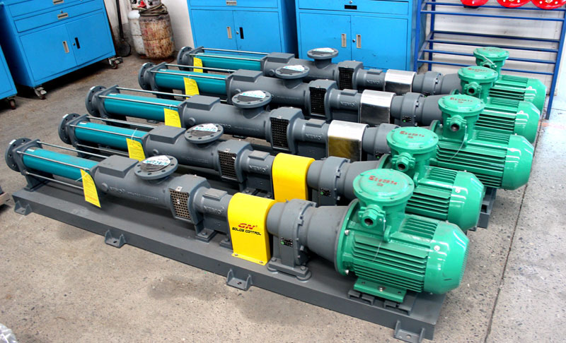 2019.01.07 Screw Pump